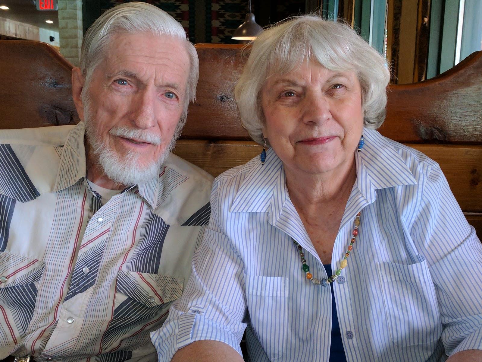 Frank and Sandy Slater
